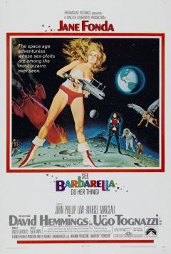 Barbarella Trailer