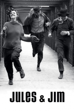 Filmposter van de film Jules et Jim (1962)