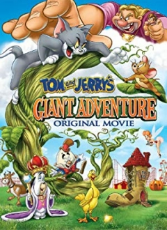 Tom and Jerry's Giant Adventure Trailer