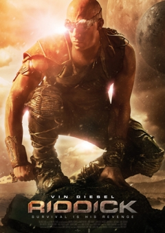The Chronicles of Riddick: Rule the Dark (2013)