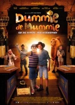 Dummie de Mummie en de tombe van