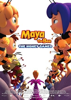 Maya the Bee: The Honey Games Trailer