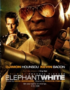 Elephant White Trailer