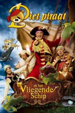 Piet Piraat en het vliegende schip (2006)