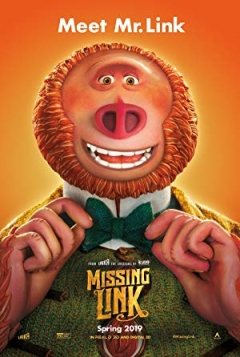 Missing Link - official trailer 2