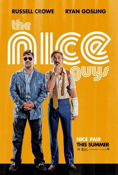 The Nice Guys - 70's Retro Trailer