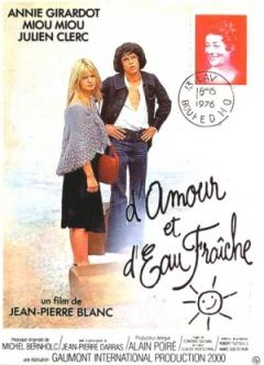 D'amour et d'eau fraîche (1976)