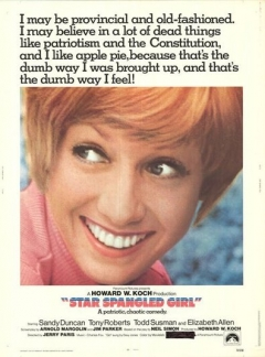 Star Spangled Girl (1971)