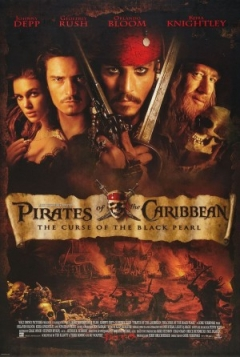 Pirates of the Caribbean: The Curse of the Black Pearl Trailer
