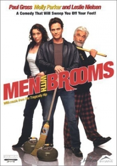 Men with Brooms Trailer