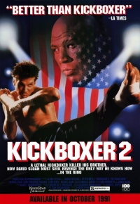 Kickboxer 2: The Road Back (1991)
