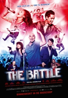 Mijn vader is een detective: The Battle (2012)