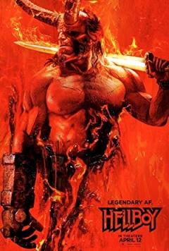AngryJoeShow - Hellboy (2019) angry trailer reaction!