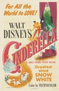 Filmposter van de film Cinderella (1950)