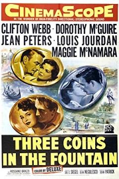 Three Coins in the Fountain Trailer