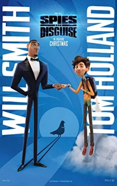 Spies in Disguise- trailer