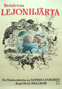 Bröderna Lejonhjärta (1977)