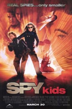 Spy Kids Trailer