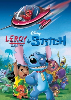 Channel Awesome - Leroy & stitch