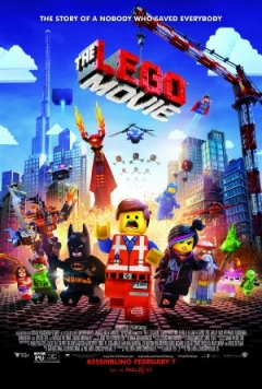 LEGO Batman Film 2D, De