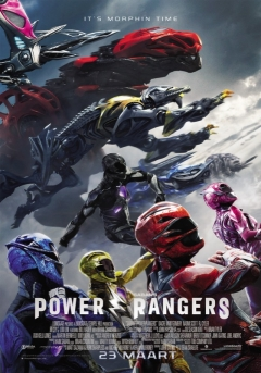 Power Rangers 2D