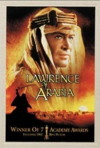 Filmposter van de film Lawrence of Arabia (1962)