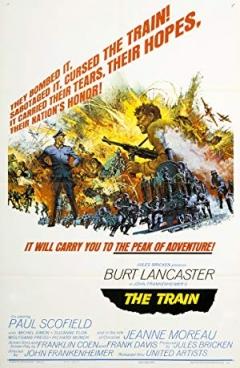 Filmposter van de film The Train (1964)