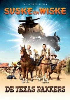 Suske en Wiske: De Texas rakkers (2009)