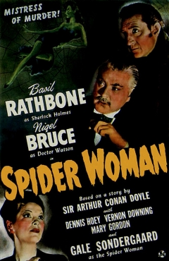 The Spider Woman (1944)