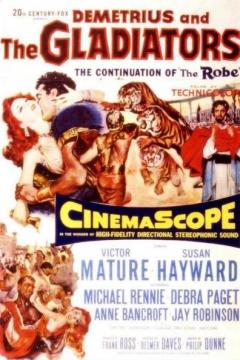 Demetrius and the Gladiators (1954)