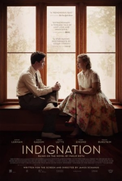 Indignation - Official Trailer