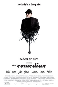 The Comedian Trailer