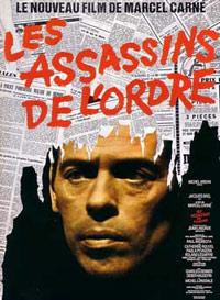 Les assassins de l'ordre (1971)