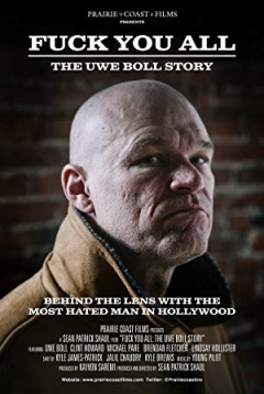 F*** You All: The Uwe Boll Story - trailer