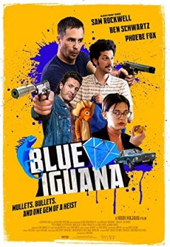 Blue Iguana - official trailer