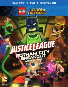 Lego DC Comics Superheroes: Justice League - Gotham City Breakout Trailer