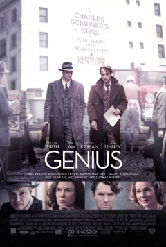 Trailer 'Genius' met Colin Firth, Jude Law en Guy Pearce