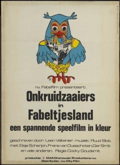 Onkruidzaaiers in Fabeltjesland (1970)