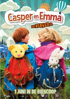 Casper & Emma de bergen in