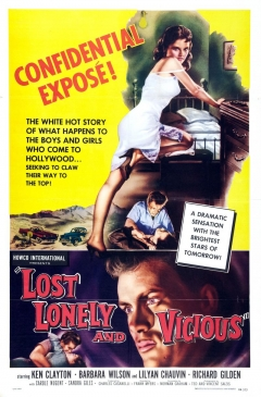 Lost, Lonely and Vicious (1958)