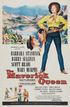 The Maverick Queen (1956)