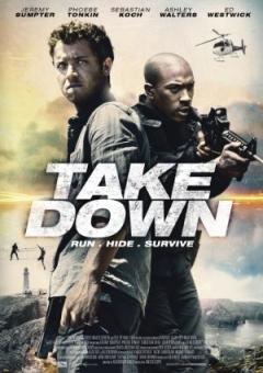 Take Down Trailer