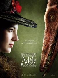 Les aventures extraordinaires d'Adèle Blanc-Sec (2010)