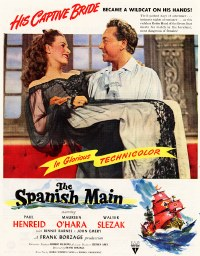 The Spanish Main (1945)