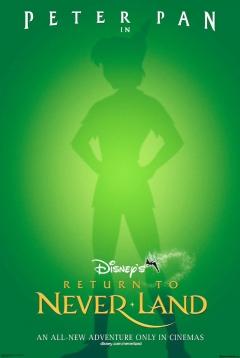 Return to Never Land Trailer