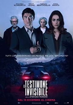 Il testimone invisibile poster