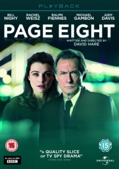 Page Eight Trailer