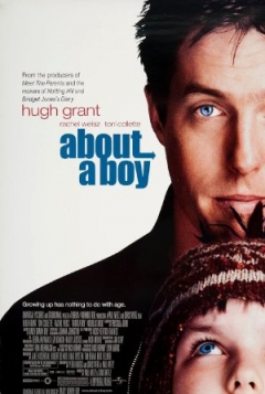 Filmposter van de film About a Boy (2002)
