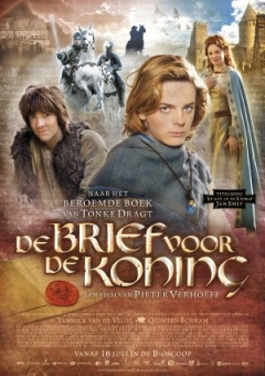 De brief voor de koning poster