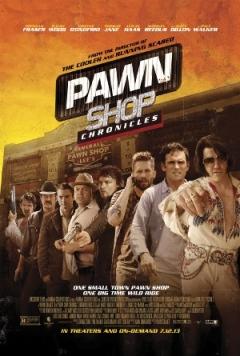 Pawn Shop Chronicles Trailer
